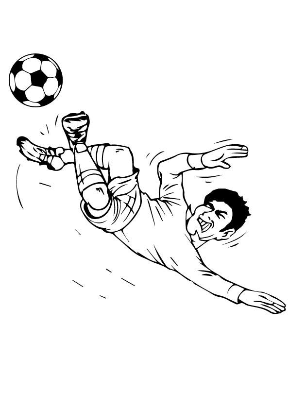 Распечатать футбольный мяч