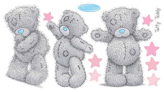 Стихотворение Teddy Bear на английском с переводом