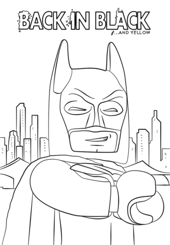 Batman lego movie coloring pages sketch coloring page for Lego movie coloring pages