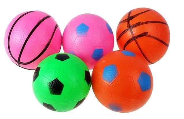 Мой мяч, футбольный мяч, - он кругл.