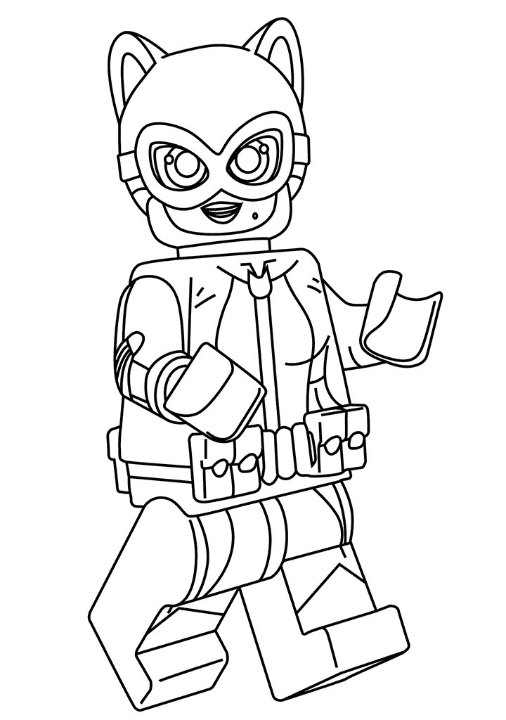 lego coloring pages chimaira - photo#5