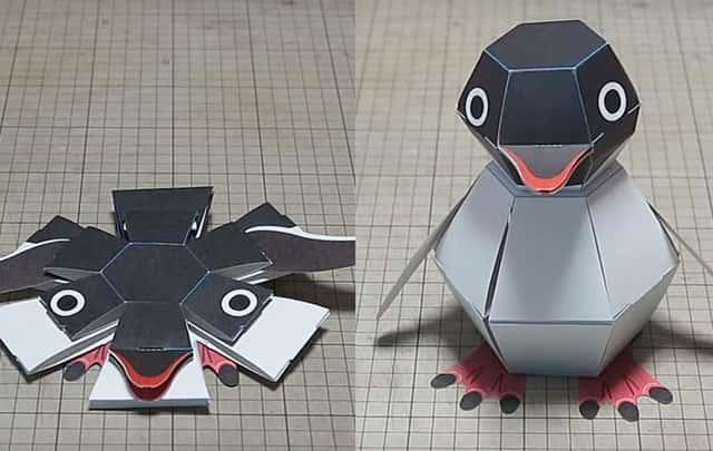 Пользователи отмечают, что разработки отдаленно напоминают технику оригами